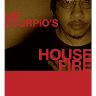 MrScorpio's HOUSE FIRE Podcast #77 - Rest in Power, Ronny Jordan - Broadcast 17 January 2014