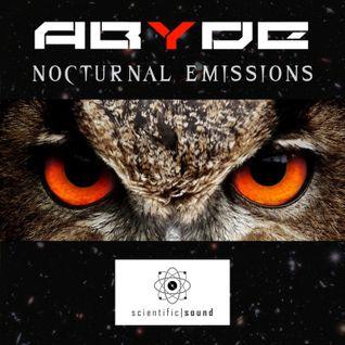 DJ ABYDE- Nocturnal Emissions