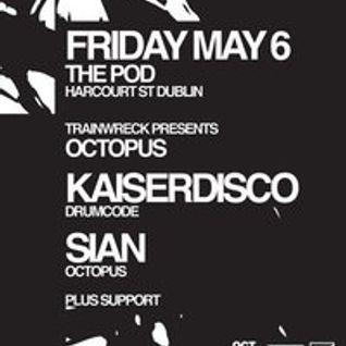 Kaiserdisco (Patrick) - 06.05.2011 POD Dublin (UK)