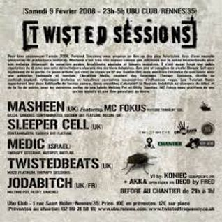 Joda & MC Fokus_Twisted_Sessions_Rennes 09/02/2008