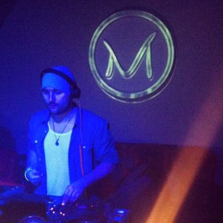Mirko El Gringo Live @ Tech!No? WarmUp, Magnum Club Prague (22-03-14)