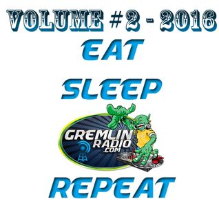 GremlinRadio - 2016 - Vol #2 (Breaks & Bass)