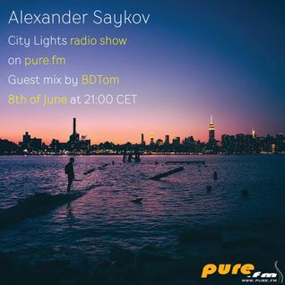 Pure Fm. City Light Radio Show mixed by BDTom
