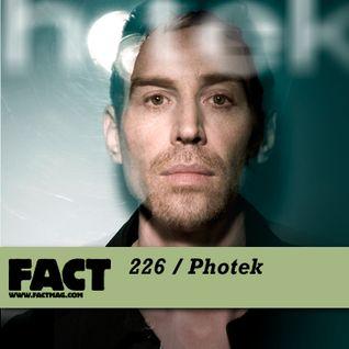 FACT Mix 226: Photek