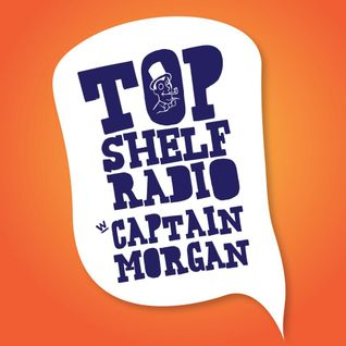 Top Shelf Radio with guest Vesp - 17 Feb