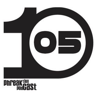 PhreakCast #5: Sweatshop D&B Mix by Renjah