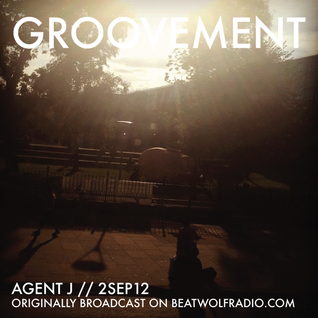 AGENT J // 2SEP12 {BeatWolf Radio}