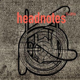 Headnotes Radio 15-2016 / Mahorntzscho - What motivates me (Wants vs. Needs)