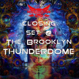 Noomi Ra Closing Set @ The Brooklyn Thunderdome