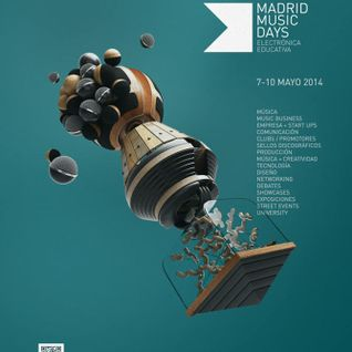 Technasia B2B Uner @ Madrid Music Days 2014 - Charada Club (07.05.2014)