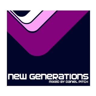 New Generations #012 (mixed by Daniel Pitch)