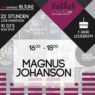 1 Year Anniversary Marathon Show Mix (Pt. 1) Tech House Techno by Magnus Johanson