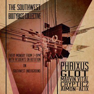 Southwest Underground Radio - 24th December 2012
