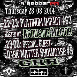 The Antemyst - Platinum Impact 63 (Gabber.fm) 28-08-2014