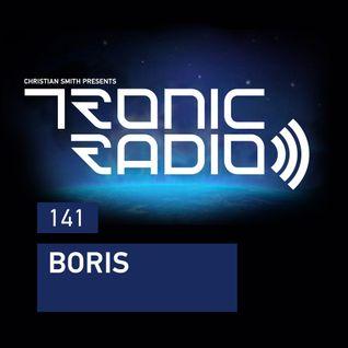 Tronic Podcast 141 with Boris