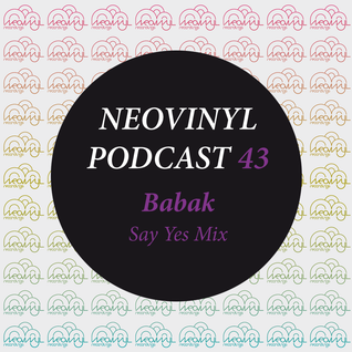 Neovinyl Podcast 43 - Babak - Say Yes Mix