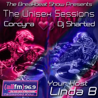 The Unisex Sessions Exclusive Guest Mix Courtesy Of Corcyra & DJ Sharted Back2Back!