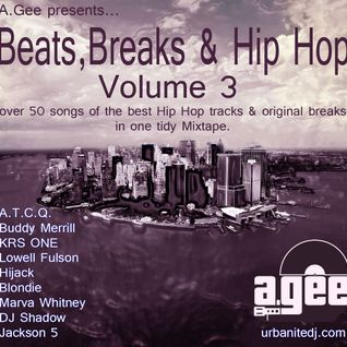BEATS, BREAKS AND HIP HOP Volume 3