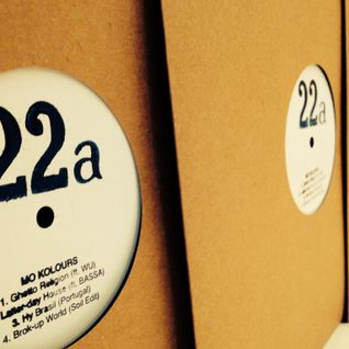 Label Spotlight: 22a (mixed by Tenderlonious)