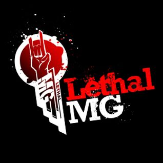 Lethal MG @ Play It Hard Radio - 15/04/2011