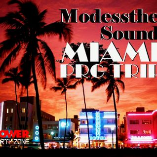 Modessthe Sound - Miami Progressive Trip ( Live from Miami / POWER Partyzone)
