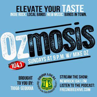 Ozmosis #35 - 09.23.12