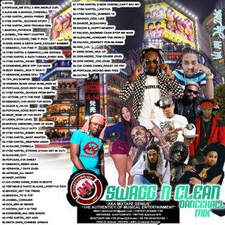 DJ DOTCOM_SWAGG & CLEAN_DANCEHALL_MIX_VOL.44 (JULY - 2016)