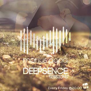 MARIUS POPA - Deepsence Sessions #30 (@ Radio Deep)