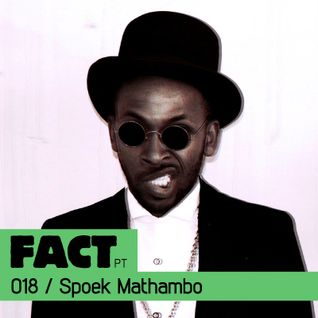 FACT PT Mix 018: Spoek Mathambo