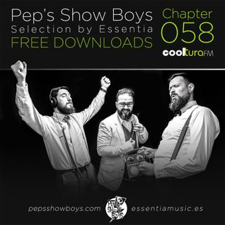 Chapter 058_Pep's Show Boys Selection by Essentia at Cooltura FM