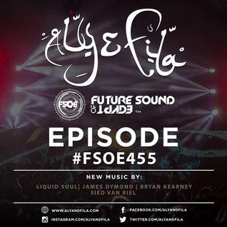 Aly  Fila - Future Sound of Egypt 455