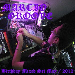 BIRTHDAY Mixed Set May / 2012