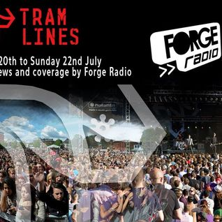Forge Radio at Tramlines Festival