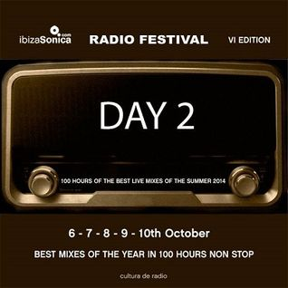 Luciano (At Time Warp 2014, Mannhein)  - Ibiza Sonica Radio Festival, Day 2 - 07-Oct-2014