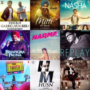 2015 : New Bhangra Music #01