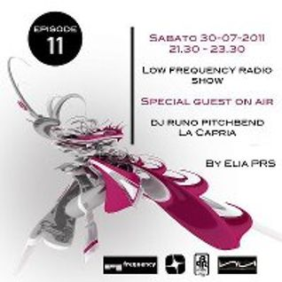 LA CAPRIA @ LOW FREQUENCY RADIO SHOW EPISODE 12 06-08-2011