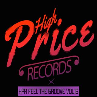HPR FEEL THE GROOVE VOL.16 Disco Ball'z