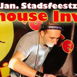 Just-K @ RetroHouse Invasion (The Mega Rave Edition)