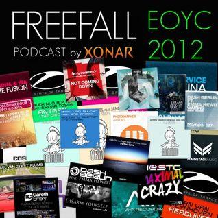 Freefall EOYC 2012
