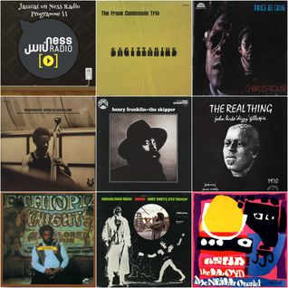 Jazzcat on Ness Radio - Programme 11 (22/04/2015)