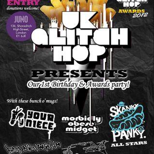 Orangudan - UK Glitch Hop 1st Birthday & Awards party set