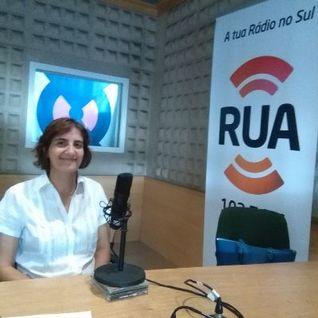 Impressões - 28Set - Dália Paulo - Comissária do Programa 365 Algarve