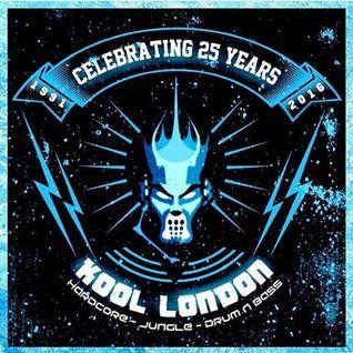 LIONDUB - 08.17.16 - KOOLLONDON [25 YEARS OF JUNGLE DRUM & BASS]