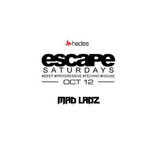 MAD_LADz: Escape Mix 01 (House)