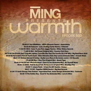 MING Presents Warmth 033