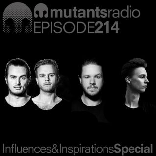 Inspirations & Influences Special. Episode 214