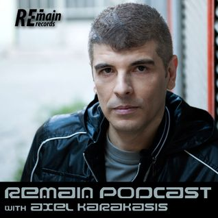 Remain Podcast 61 with Axel Karakasis