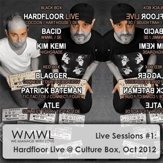 WMWL Live Sessions 1: Hardfloor Live @ Culture Box Copenhagen
