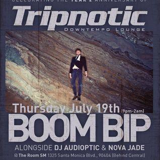 DJ Nova Jade - Live At Tripnotic.Fm - 2 Year Anniversary Party, The Room Santa Monica