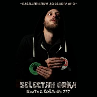 ROOTS & CULTURE 777 /// Roots Reggae mix for Selajahfary magazine